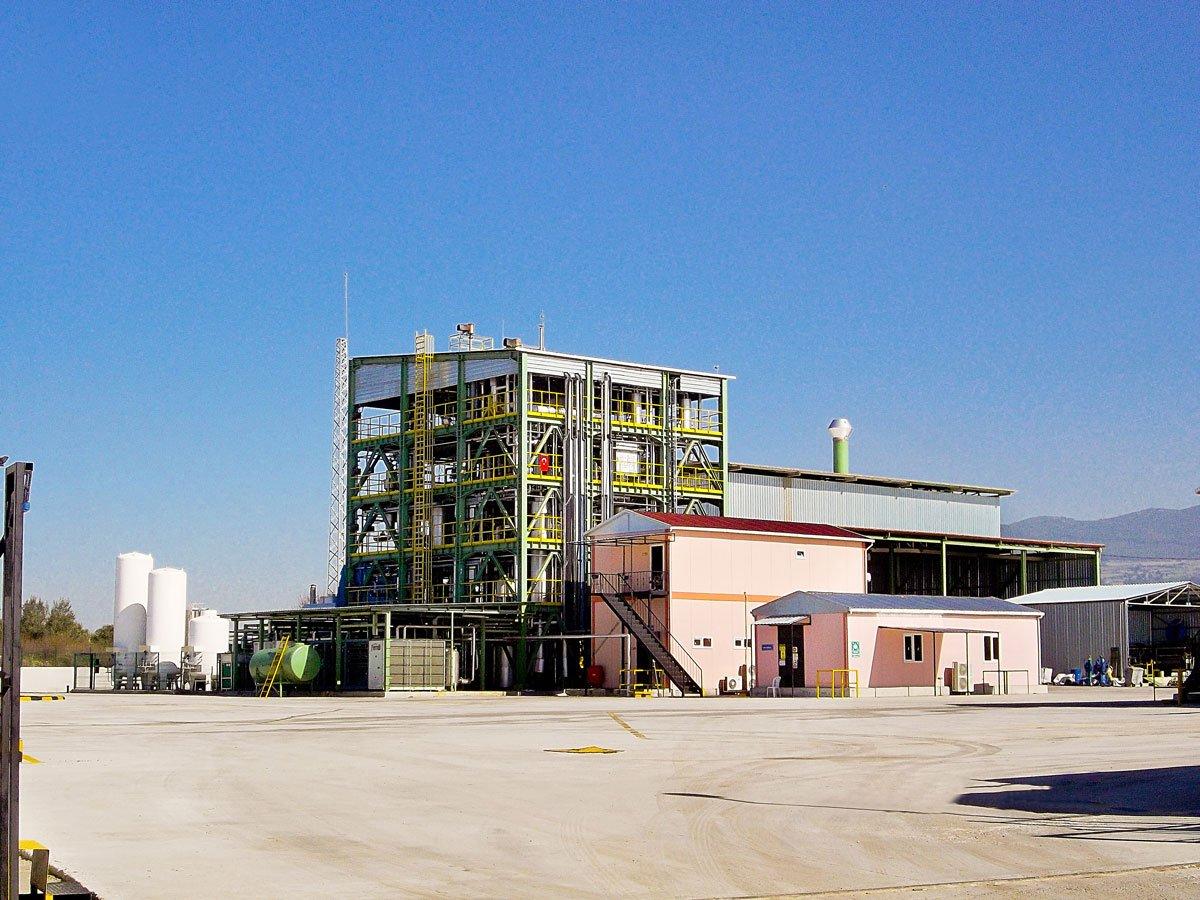 Переробка вуглецевмісної сировини, газифікація вугілля