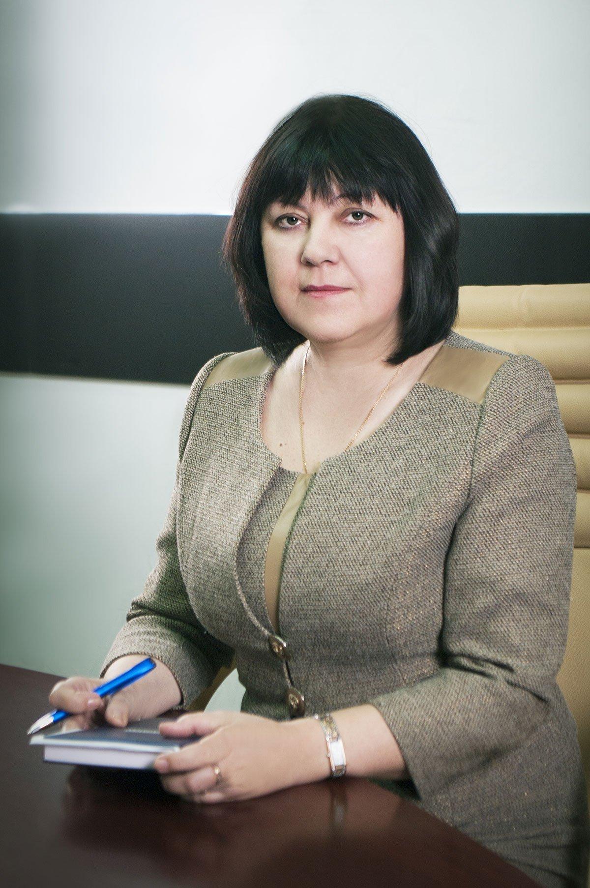 Гапонова Ірина Василівна