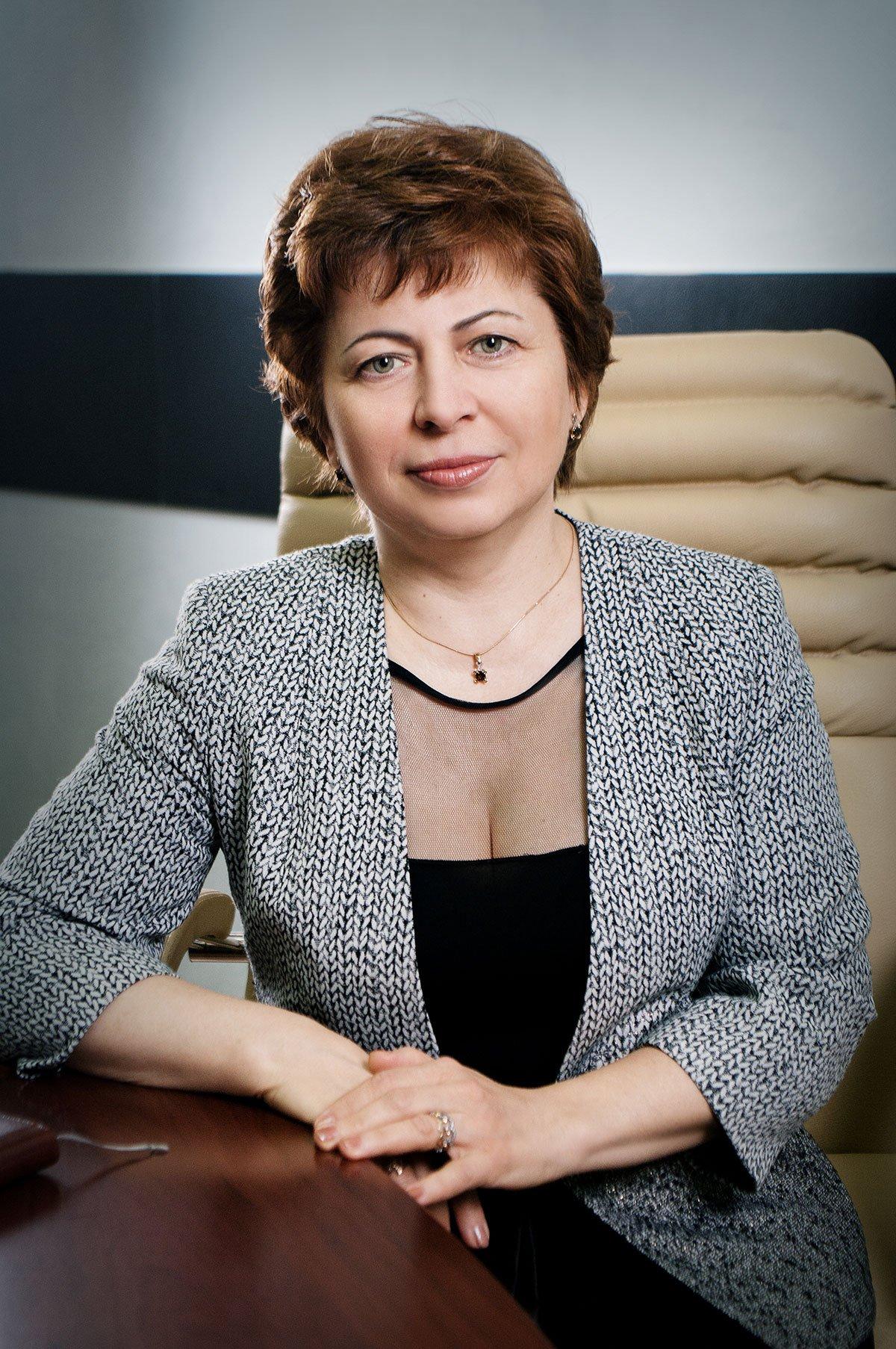 Кравцова Інна Кашафівна