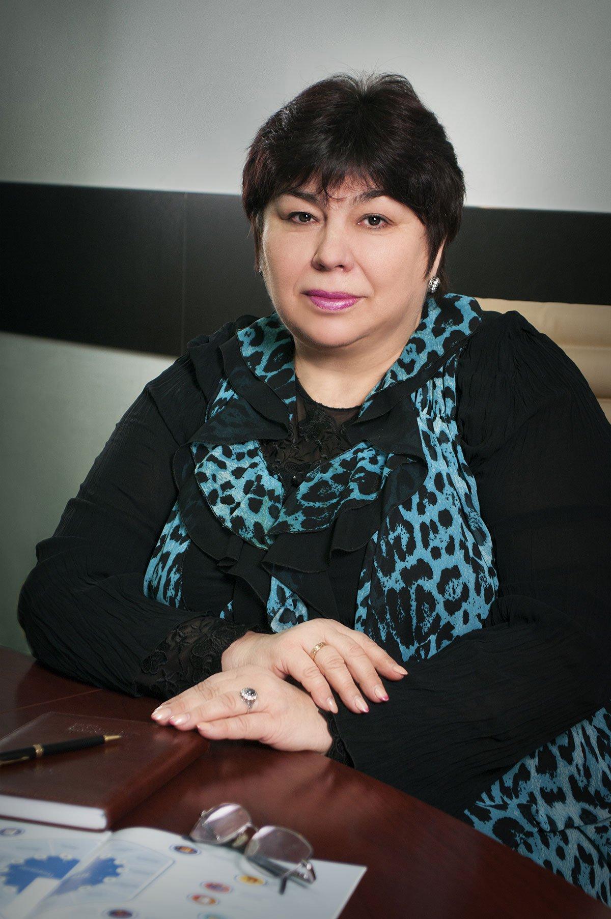 Стрілець Надія Миколаївна