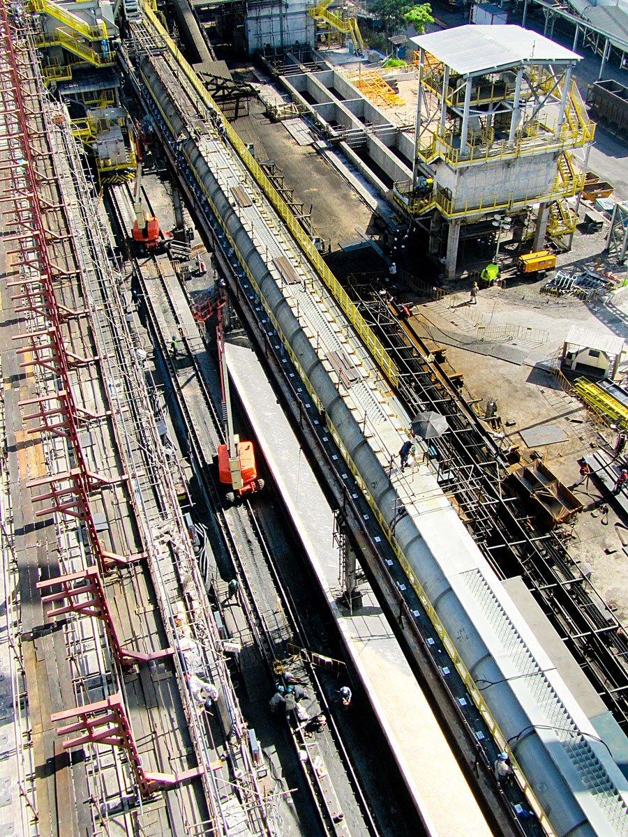 проектування залізобетонних конструкцій виробничих будівель