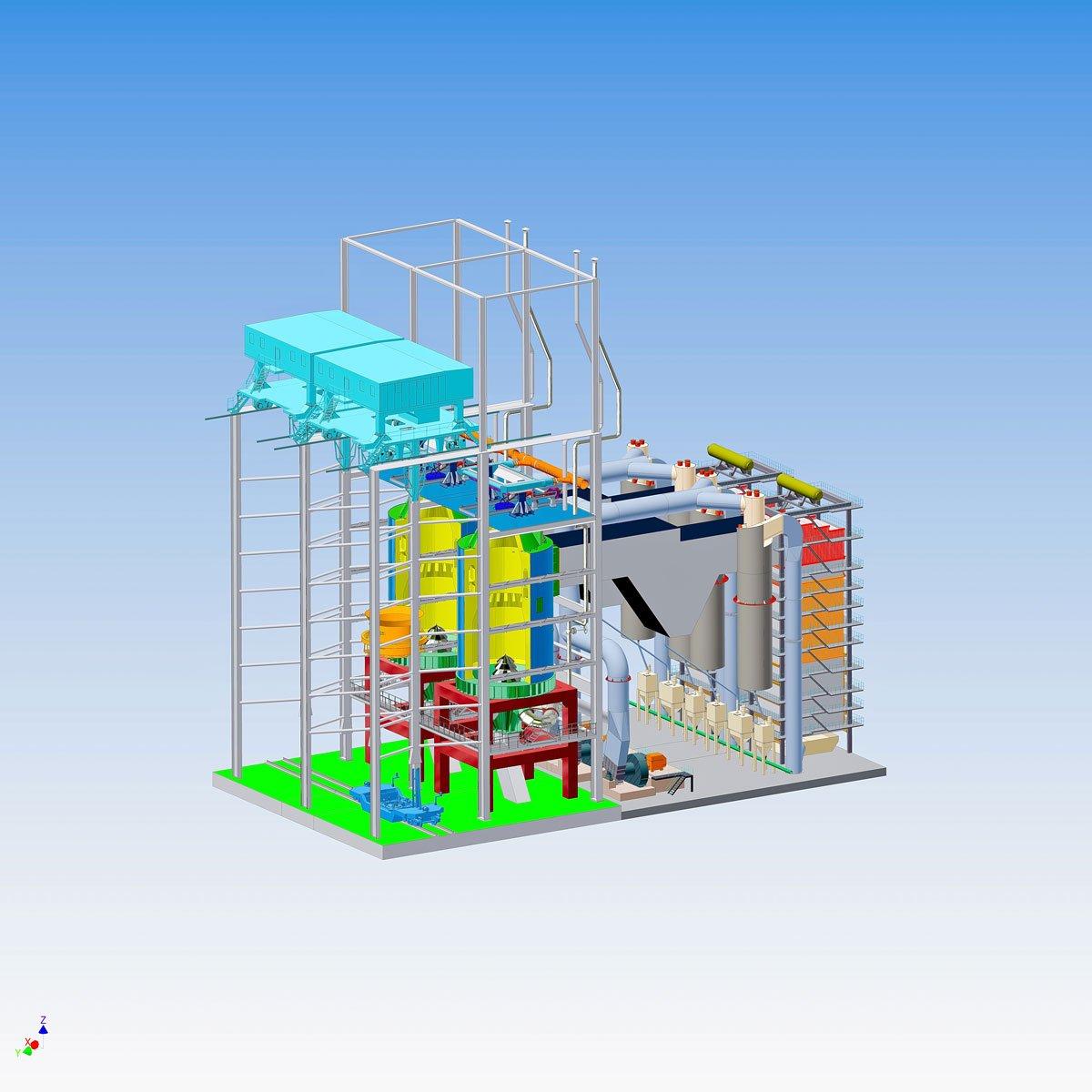 проектування Вугільних башт