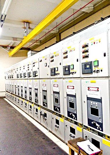 проектування зовнішнього електропостачання