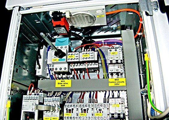 проектування внутрішнього електропостачання